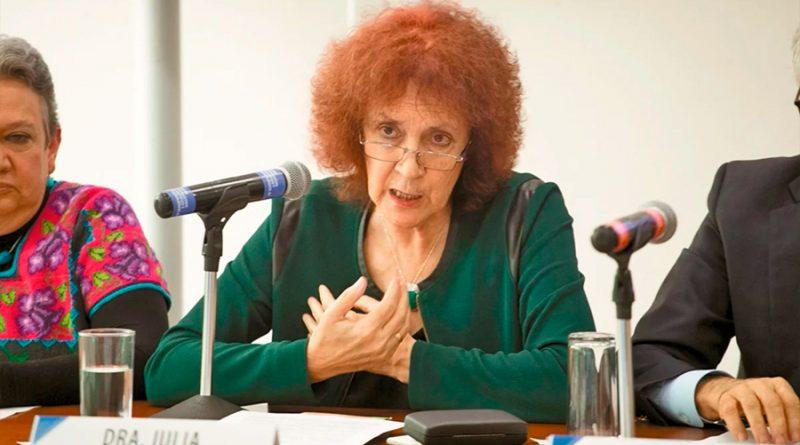 Por falta de recursos, Julia Tagüeña renuncia a la coordinación del Foro Consultivo Científico y Tecnológico