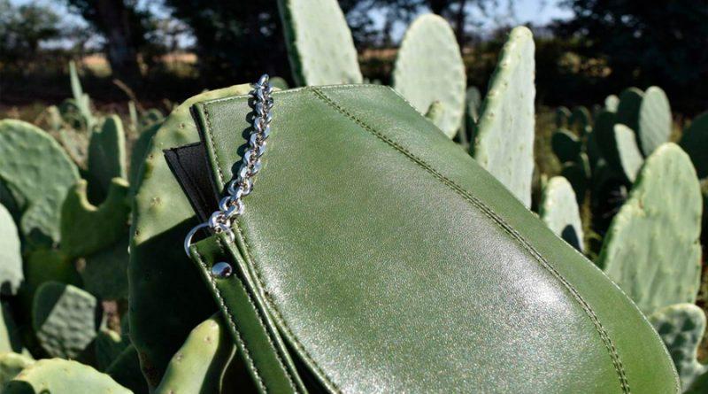 Desserto, el cuero vegetal hecho con cactus que sustituye al cuero animal