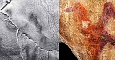 Científicos hallaron imágenes de camellos en un colmillo de mamut de hace 13 mil años