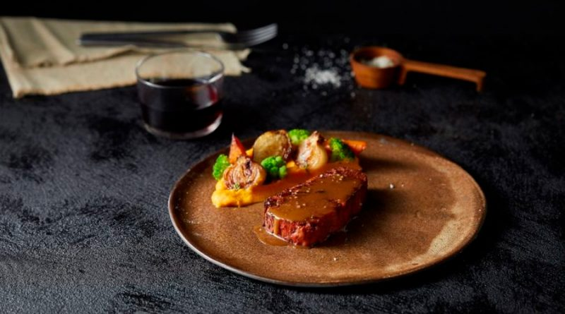 Alt-Steak, el filete vegano impreso en 3D en Israel idéntico a la carne