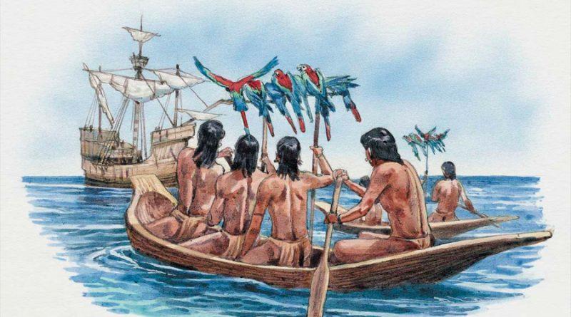 Indígenas de Sudamérica y polinesios tuvieron contacto siglos antes de la llegada de los españoles