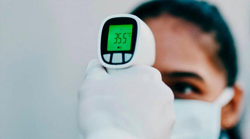 La tecnología infrarroja usada en termómetros