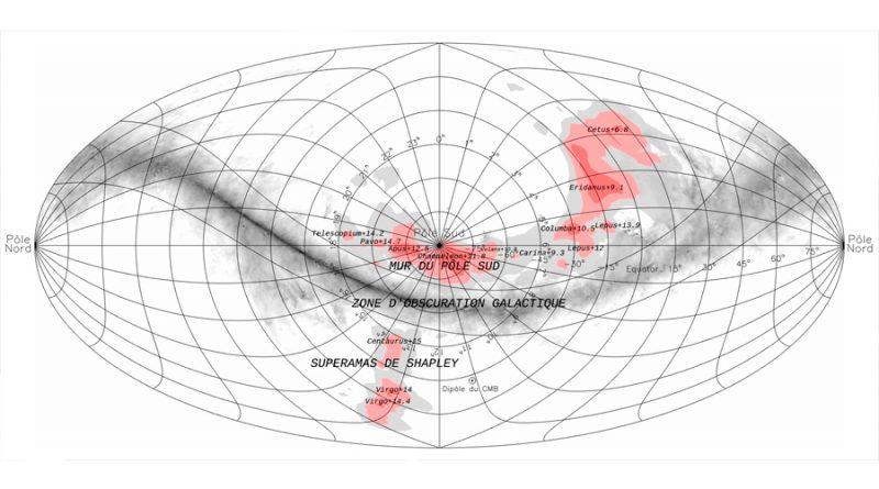 Descubren cientos de miles de nuevas galaxias en el universo profundo