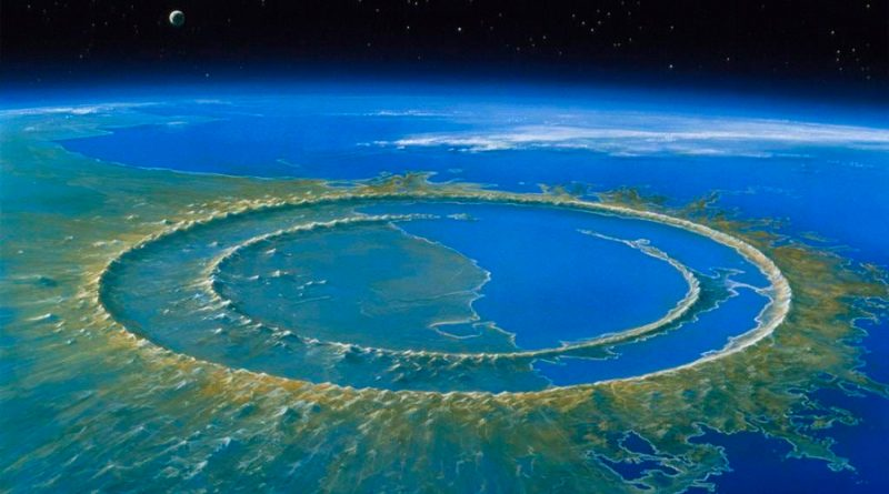 La vida tardó 700 mil en recuperarse en el lugar donde impactó el asteroide que extinguió a los dinosaurios