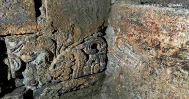 Hallan restos del Palacio de Axayácatl en la capital de México