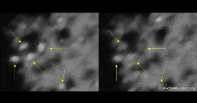 Nanocristales 'luciérnaga' pueden ayudar con las computadoras cuánticas