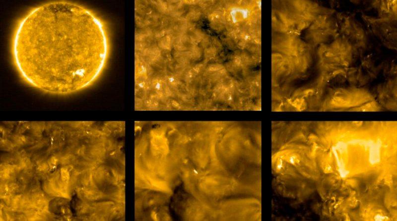 Más cerca que nunca: la sonda europea Solar Orbiter se aproxima al Sol y envía un espectacular vídeo