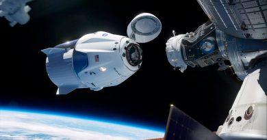 Cápsula de SpaceX regresará con su tripulación a la Tierra en agosto
