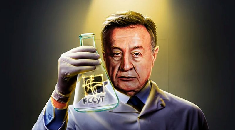 Guillermo Funes, el rostro del nuevo Foro Consultivo Científico y Tecnológico