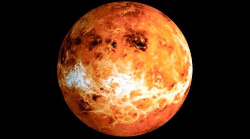 Descubren volcanes en Venus que aún están activos