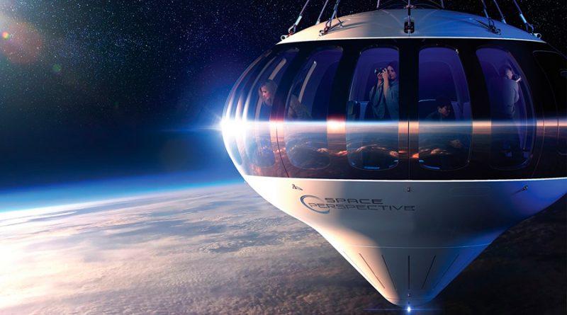 Un globo para tocar la estratosfera: llevar a turistas a 30 kilómetros de altura
