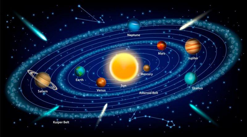 Astrónomos localizan el centro del Sistema Solar con una margen de error de solo 100 metros