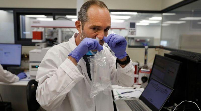 Una empresa israelí crea prueba que detecta el coronavirus en 30 segundos