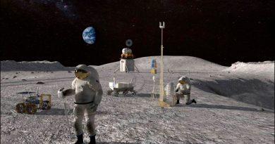 EU busca diseños para instalar una central nuclear en la Luna y Marte en 2027