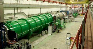 Primera prueba del 'canal de oro' que puede conducir a una nueva física