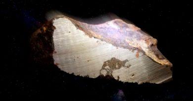 """Descubren con rayos X el verdadero origen de los meteoritos """"raros"""""""