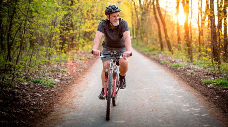 Ciclismo en la población adulta mayor