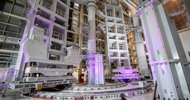 Comienza el ensamblaje del proyecto de fusión nuclear más grande del mundo