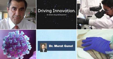 Una droga ya conocida y modificada con IA puede frenar la progresión del coronavirus