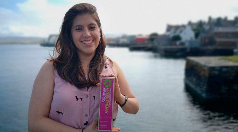 Premian en Escocia a mexicana por diseño de taladro marino