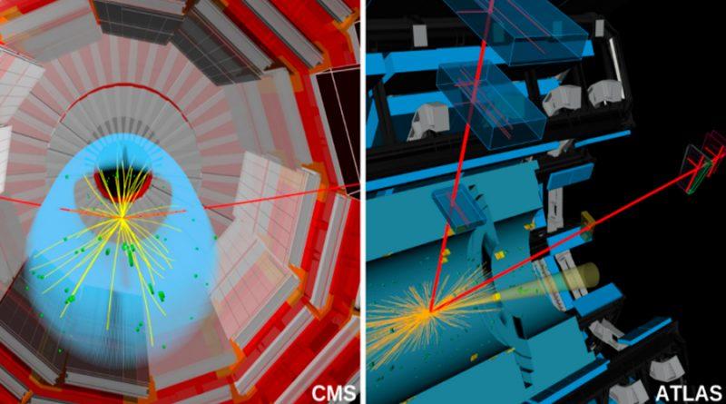 Descubren un extraño proceso en el bosón de Higgs