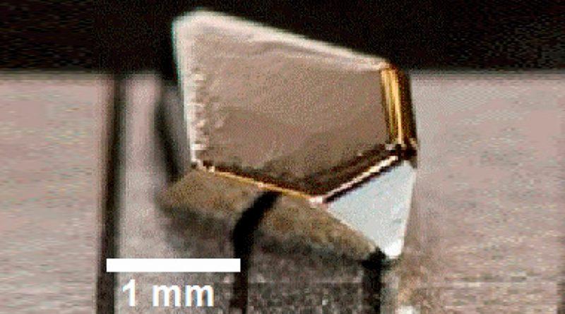 Logran transforman eléctricamente un material no magnético a uno que sí lo es