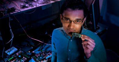 Un nuevo chip inspirado en el cerebro distingue 10 olores diferentes