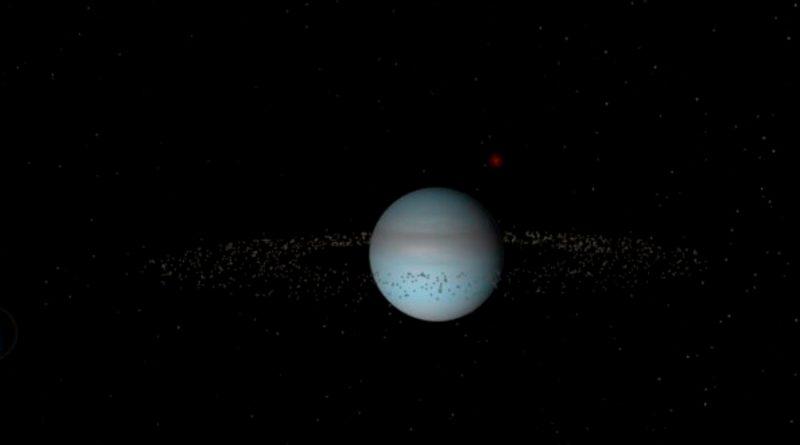 El fascinante hallazgo de astrónomos mexicanos: detectaron un exoplaneta gaseoso tipo Saturno