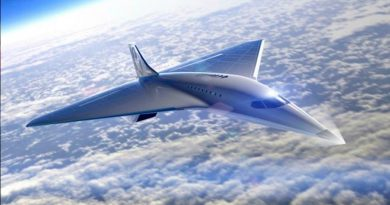 Virgin Galactic y Rolls-Royce prometen una nave supersónica