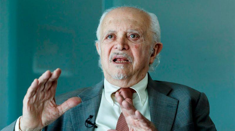 Mario Molina, ganador de un Premio Nobel, pidió la prohibición del Fuel Oil en México