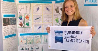 Una estudiante de 17 años gana 250 mil euros al inventar una herramienta que podría prevenir el hambre en África