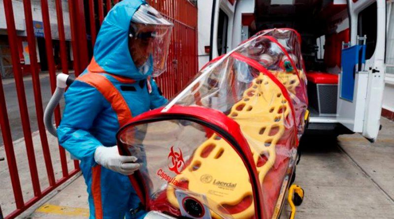 Star Trek inspira a empresa mexicana para crear traje inflable contra Covid-19