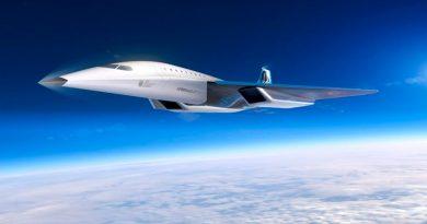 Anuncian avión supersónico que reducirá 5 veces el tiempo de vuelo