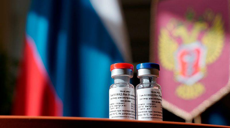 Registra Rusia la vacuna 'Sputnik V', la primera contra Covid-19
