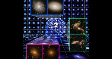 La Inteligencia Artificial clasifica más de medio millón de galaxias