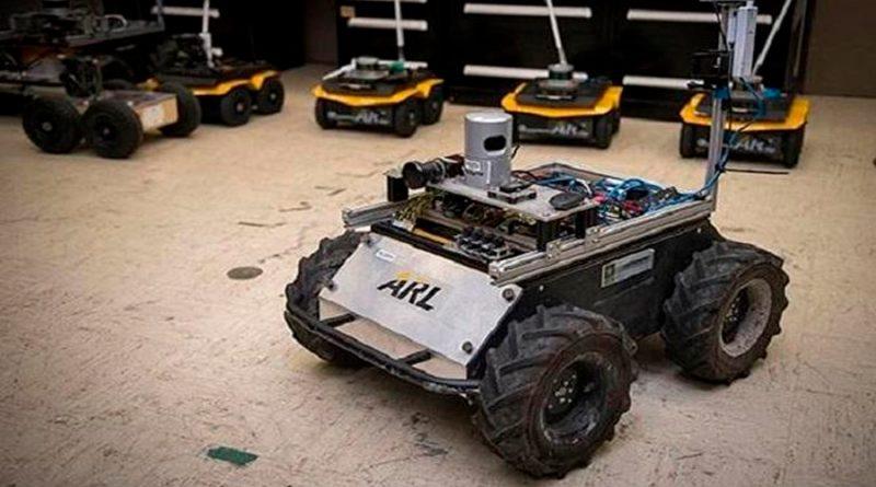Avances en la capacidad de aprendizaje de los enjambres de drones