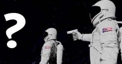 Ciencia: si disparas una bala en el espacio ¿en cuánto tiempo se detendrá?