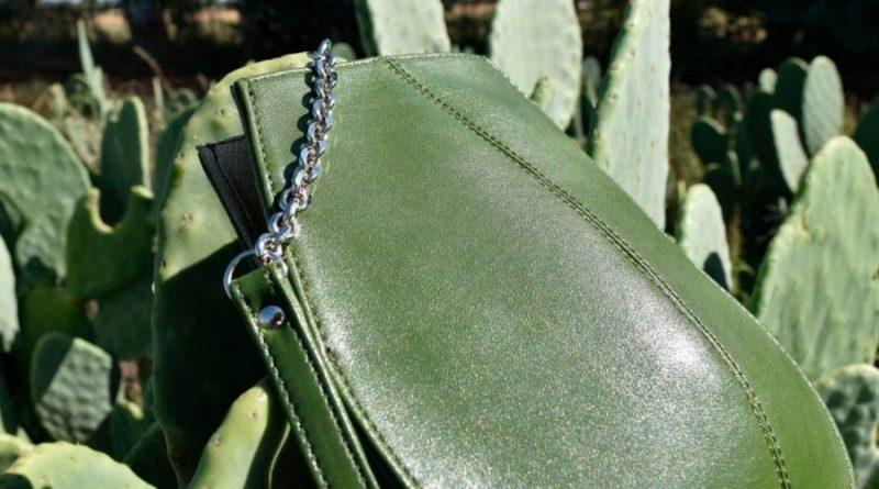 Así es Desserto, el sorprendente cuero vegetal hecho a base de cactus