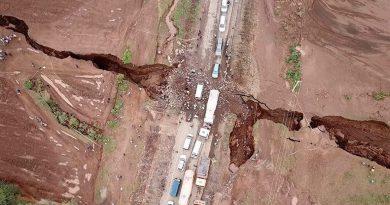 África se está dividiendo en dos: el Gran Valle del Rift acabará convertido en un nuevo océano