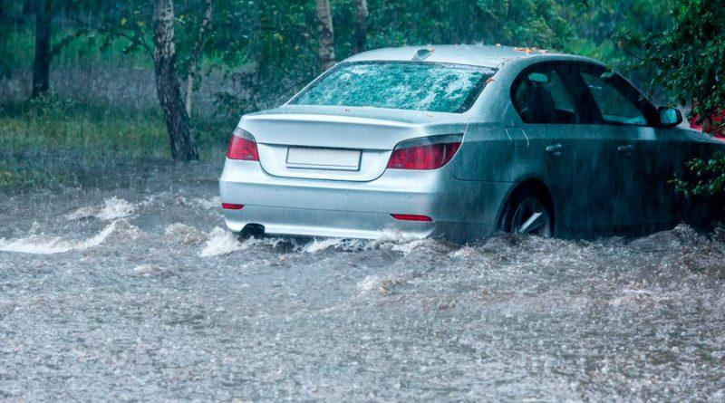 Apple patenta un sistema de seguridad contra inundaciones para su futuro coche autónomo