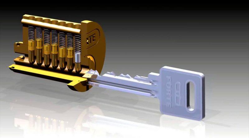 Consiguen duplicar una llave por el sonido que hace cuando abre una puerta