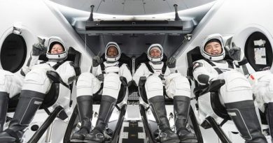 Los vuelos privados a la Estación Espacial Internacional comenzarán a partir de octubre