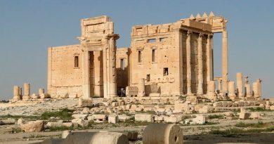 Miles de fotos de turistas permiten recrear el Templo de Bel de Palmira