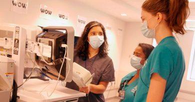 Prueba con microburbujas da pistas de cómo afecta el Covid-19 al pulmón