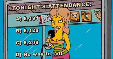 Los Simpson: el misterio oculto en un capítulo que asombra a los matemáticos