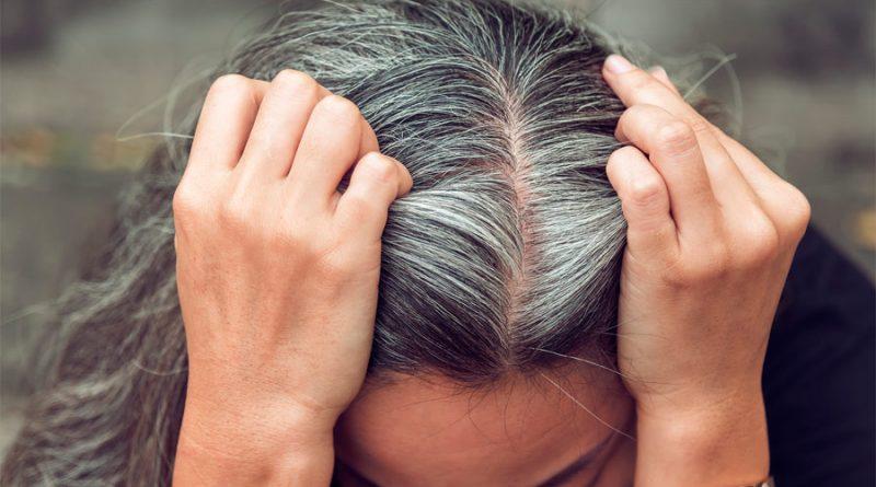 Científicos de Harvard confirman que el estrés puede provocar la aparición de canas