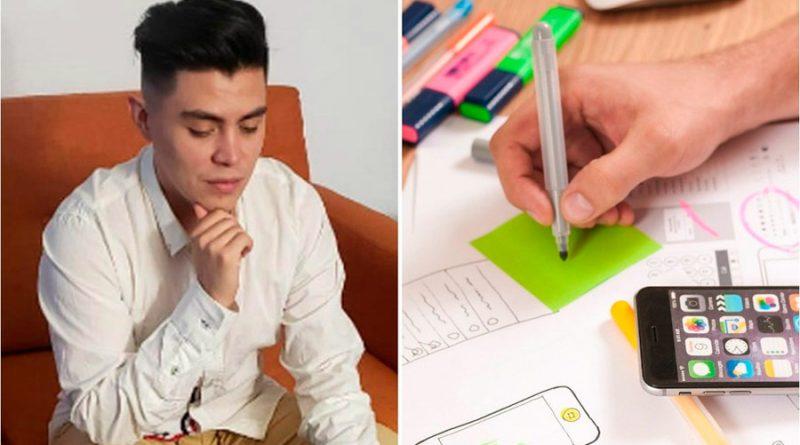 Estudiante mexicano crea app sobre covid-19 y triunfa en desafío internacional