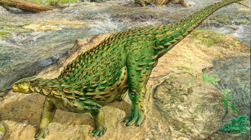 El primer dinosaurio completo descubierto, descrito 160 años después