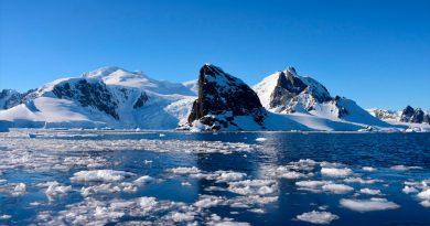 Plataformas de hielo de la Antártida, en riesgo de su rápida destrucción
