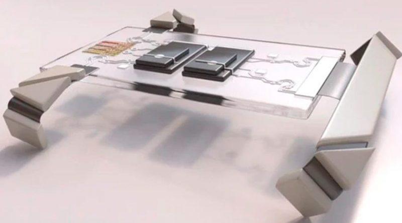Crean microbots, del tamaño de un cabello humano, que son capaces de caminar